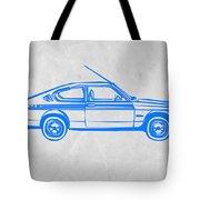 Sports Car Tote Bag by Naxart Studio