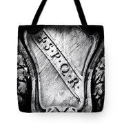 Spqr Tote Bag by Joana Kruse