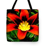 Spring Flower Tote Bag by Joyce Woodhouse
