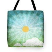 Spring Summer Tote Bag by Setsiri Silapasuwanchai