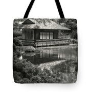 Springtime In The Garden Tote Bag by Joan Carroll