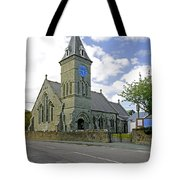 St John The Evangelist Church At Wroxall Tote Bag by Rod Johnson