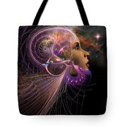 Starborn Tote Bag by John Edwards