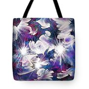Stardust Tote Bag by Rachel Christine Nowicki