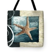 Starfish Spell Tote Bag by Lourry Legarde