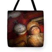Steampunk - 9-14  Tote Bag by Mike Savad