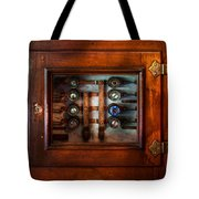 Steampunk - Electrical - The fuse panel Tote Bag by Mike Savad
