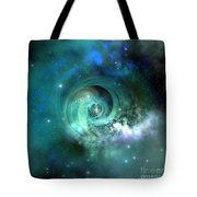 Stellar Matter Tote Bag by Corey Ford