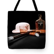 Steppin Out Tote Bag by Tom Mc Nemar