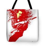 Steve Vai No.01 Tote Bag by Caio Caldas