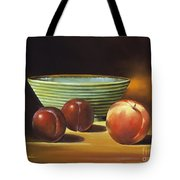 Still Life II Tote Bag by Han Choi - Printscapes