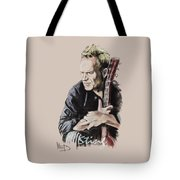 Sting Tote Bag by Melanie D