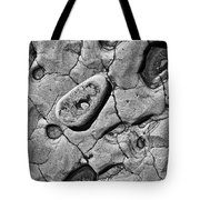 Stone Holes Tote Bag by Garry Gay