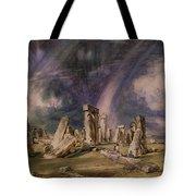 Stonehenge Tote Bag by John Constable