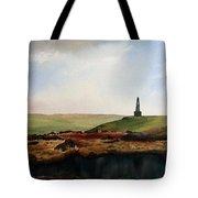 Stoodley Pike Tote Bag by Paul Dene Marlor