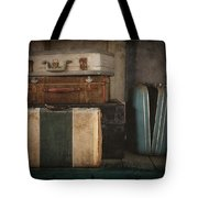 Stranded Tote Bag by Amy Weiss