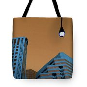 Street View Tote Bag by Karol Livote