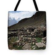 Summer Hut Tote Bag by Konstantin Dikovsky