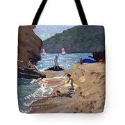 Summer In Spain Tote Bag by Andrew Macara
