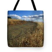 Summer Road Tote Bag by Kathy Yates