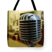 Sun Recordings Tote Bag by JAMART Photography