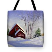 Sun Valley 1 Tote Bag by Shannon Grissom