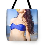 Sun Worshiper Tote Bag by Jorgo Photography - Wall Art Gallery