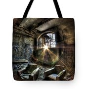 Sunburst Sofas Tote Bag by Nathan Wright