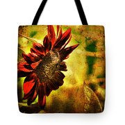 Sunflower Tote Bag by Lois Bryan