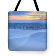 Sunset Drift Tote Bag by Idaho Scenic Images Linda Lantzy