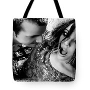 Suprise Tote Bag by Clayton Bruster
