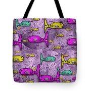 Sushi Naturelle Tote Bag by Pepita Selles