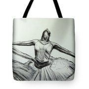 Swans Tote Bag by James Gallagher
