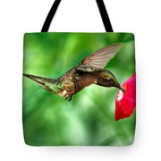 Sweet Satisfaction Tote Bag by Christina Rollo