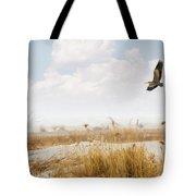Takeoff Tote Bag by Priscilla Burgers