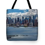 Taking A Free Ride Tote Bag by Susan Candelario