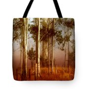 Tall Timbers Tote Bag by Holly Kempe