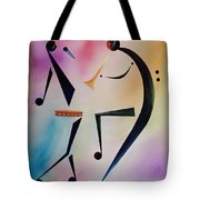 Tambourine Jam Tote Bag by Ikahl Beckford