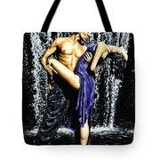 Tango Cascade Tote Bag by Richard Young