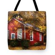 Teacher - School Days Tote Bag by Mike Savad