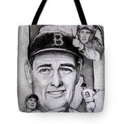 Ted Tote Bag by Jack Skinner
