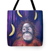 Temptation Tote Bag by Leah Saulnier The Painting Maniac