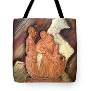 Thanks Tote Bag by Emmanuel Baliyanga