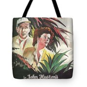 The African Queen Tote Bag by Georgia Fowler
