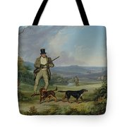 The Afternoon Shoot   Tote Bag by Philip Reinagle