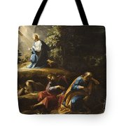The Agony in the Garden Tote Bag by Guiseppe Cesari