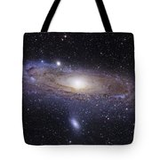 The Andromeda Galaxy Tote Bag by Robert Gendler
