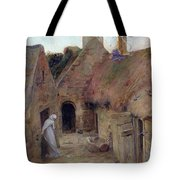 The Annunciation Tote Bag by Luc Oliver Merson