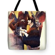 The Beatles 01 Tote Bag by Yuriy  Shevchuk