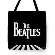 The Beatles No.03 Tote Bag by Caio Caldas